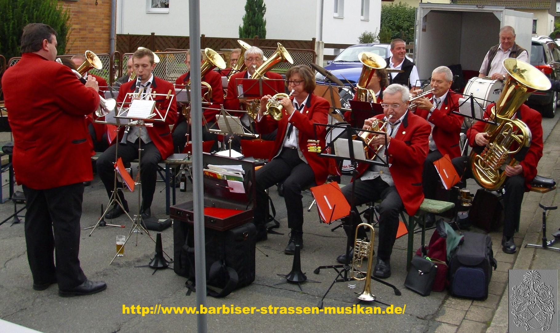 Straßenfest-Sportplatzstraße 2014