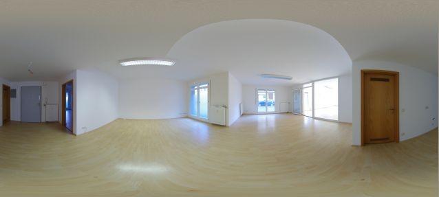 Gewerbeobjekt ( Die Grundrisse im Panorama dienen nur als Beispiel )...