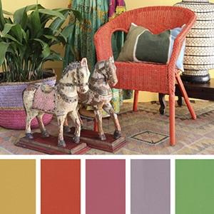 Pintura a la tiza ideal para restauración y decoración de muebles, aplicable sobre varias supercies y de secado rápido.