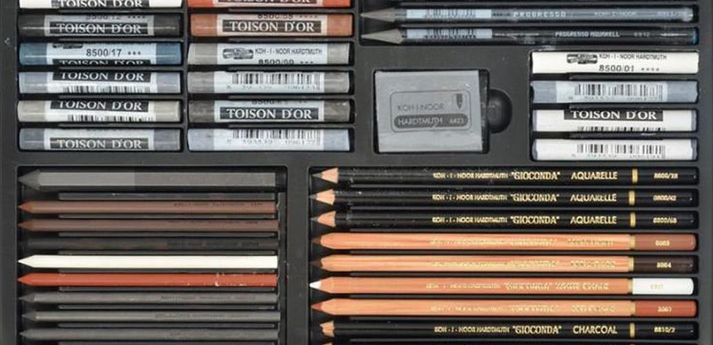 Todo lo que necesitas para dibujar