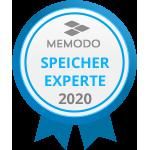 PV-Lieder ist MEMODO Speicher Experte 2020
