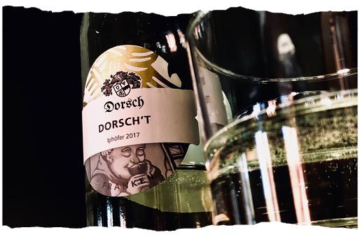 Weingut Dorsch, Iphofen, Produktausstattung – eine Winzerfamilie, die Franken, Herkunft und den Charakter der Region perfekt widerspiegeln.