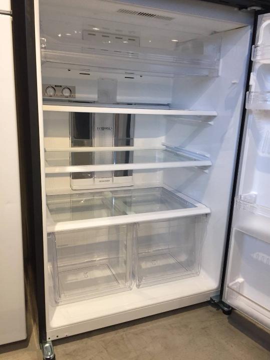 ド迫力の冷蔵庫