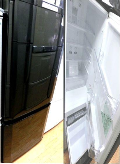 三菱 2011年製 146L 大人気☆ブラック