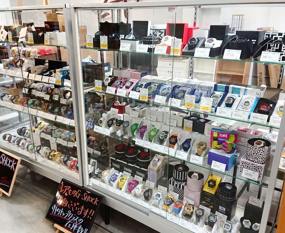 札幌のG-SHOCK買取店