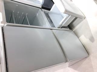 便利機能満載SHARPの単身向け中古冷蔵庫7丁目