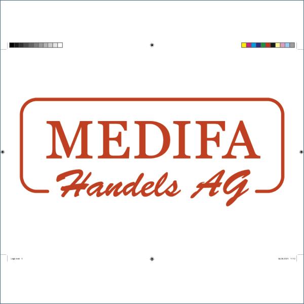 Webauftritt »MEDIFA Handels AG«