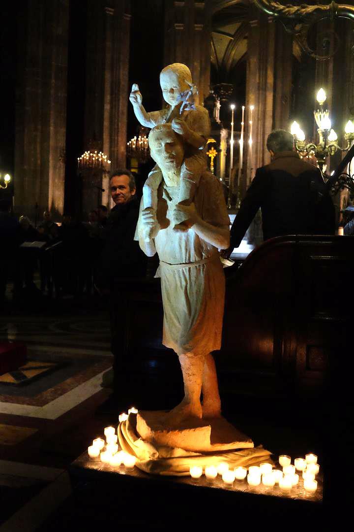 Veillée à Saint Eustache