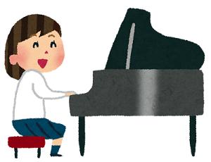 ピアノも頑張ってみんなをビックリさせたいな~♪