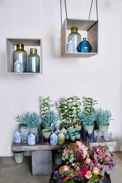 Ein Blumenladen voller toller Ideen