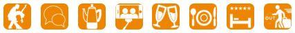 BeeDee rewards icons