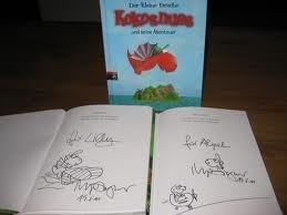 Buch und Zeichnung