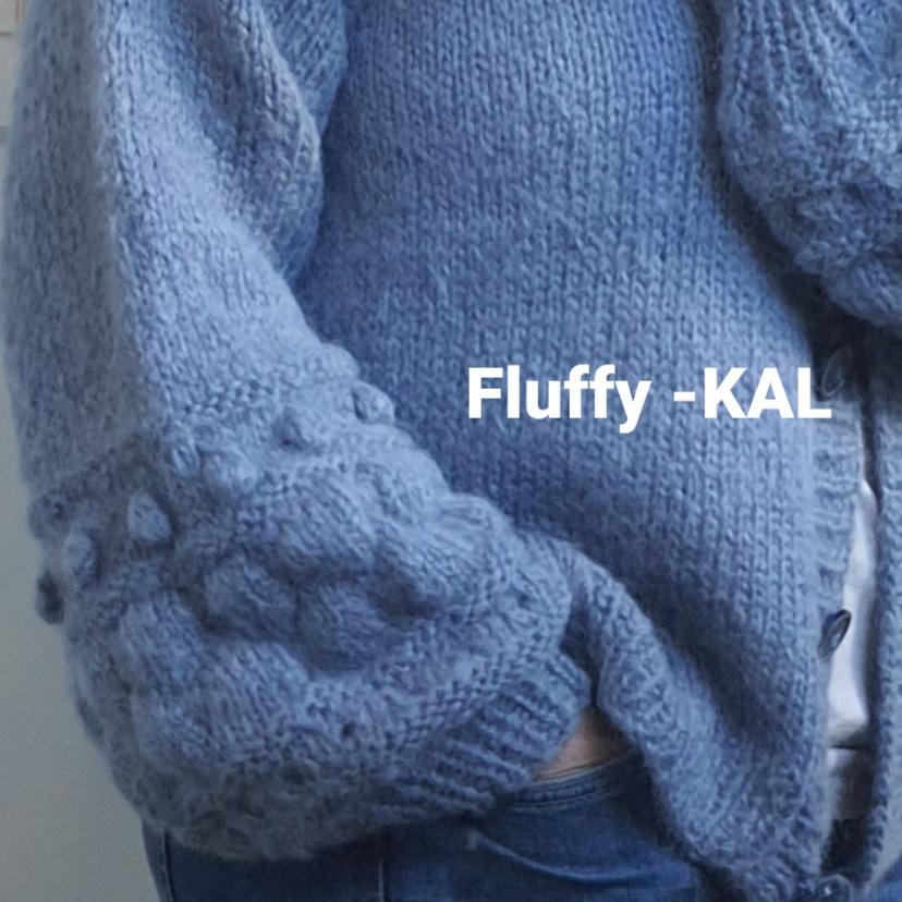 Neues Knitalong: Fluffy-KAL!