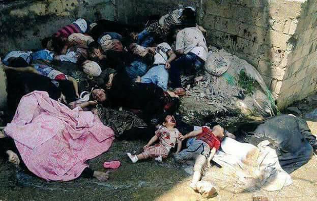 """""""Россияне заботятся о целостности сирийских семей"""". Это так по российски."""