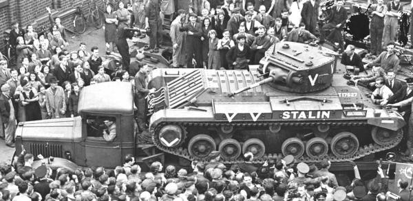 Техническая помощь для СССР, от союзников.  1942-1943 г.