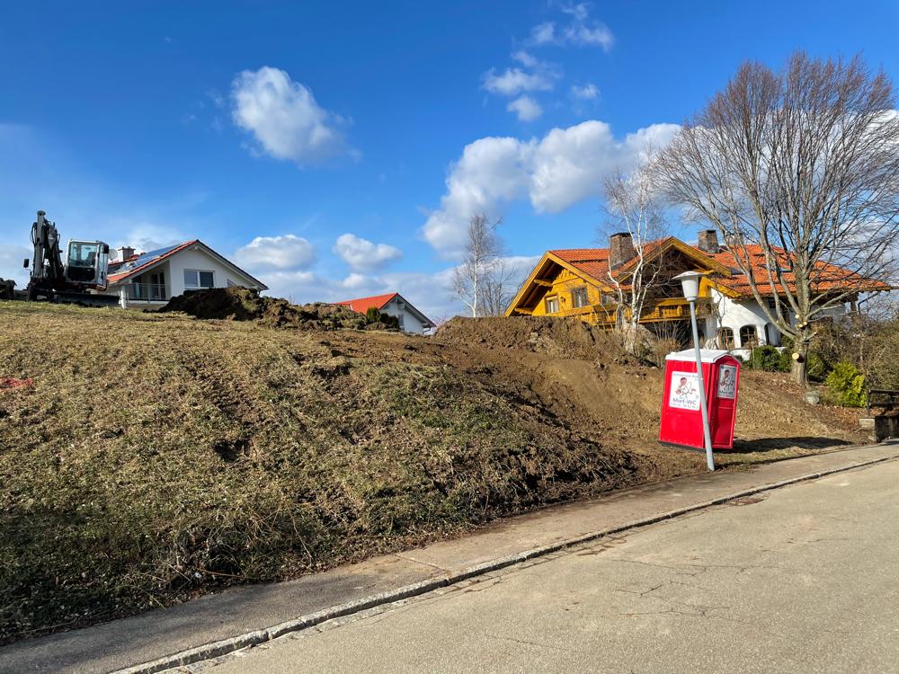 BV: Wiggensbach Schlüsselfertiges EFH mit Einliegerwohnung und Doppelgarage