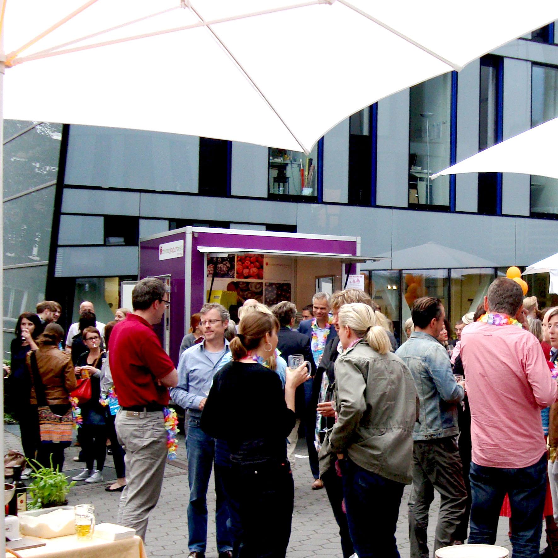 Sommerfest Jahreszeitenverlag Hamburg 2013