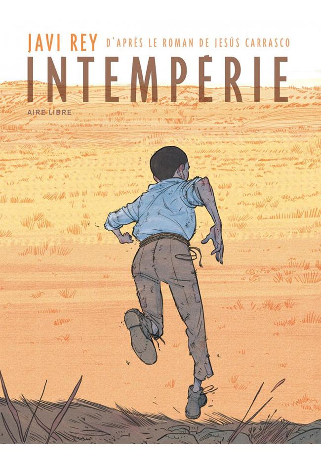 Intempérie - Javi Rey - Ed. Aire Libre