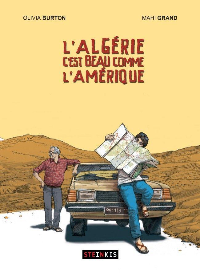 L'algerie d'est beau comme l'amerique_Grand_laBDestdans le pre2020