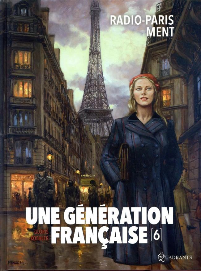 Gloris_une génération française-La BD est dans le pré 2019