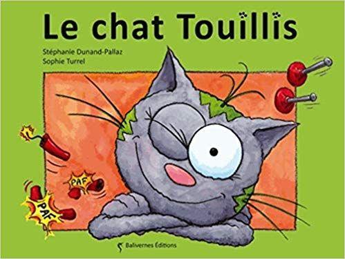 Le chat touillis_Turrel_laBDestdans le pre2020