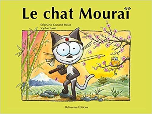 Le chat mourai_Turrel_laBDestdans le pre2020