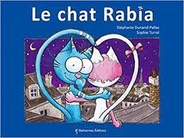 Le chat rabia_Turrel_laBDestdans le pre2020
