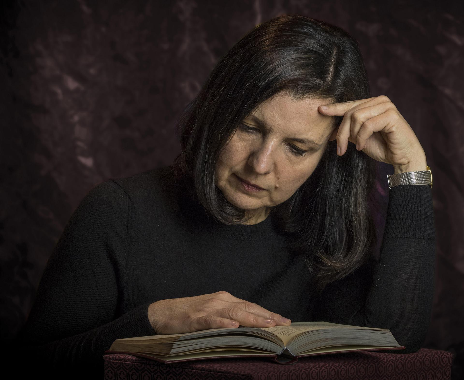 """Annette Jacob """"Bücherwurm"""" 26 Punkte"""