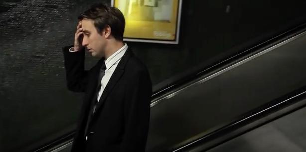 L'ombre du métro de Colin Van Straeten