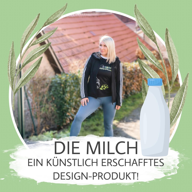 Kuhmilch - Ein künstlich erschafftes Designprodukt!