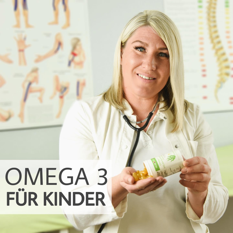 Omega 3 für Kinder