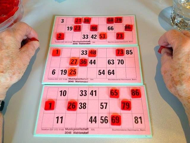 offene Stube: Lotto