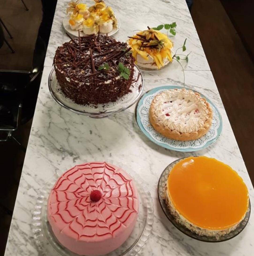 Torten-Technik-Kurs