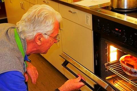 Senioren Kochkurs