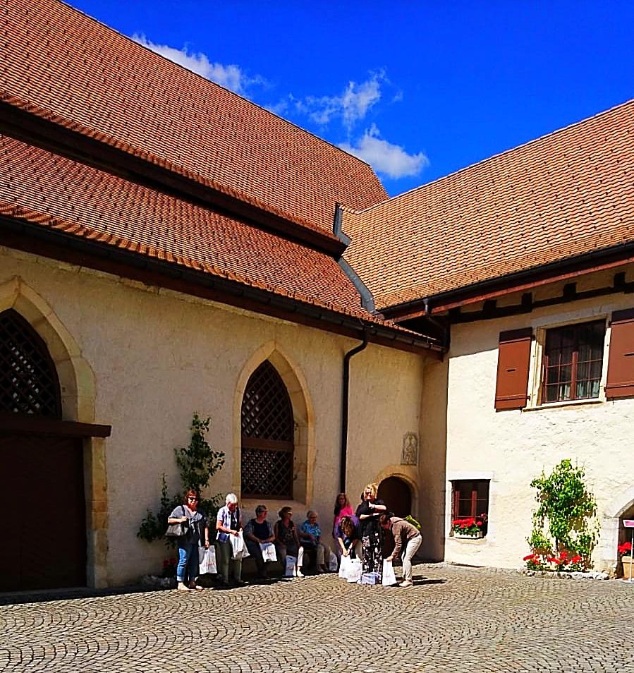 Landfrauenreise Mauler Grand Vins Mousseux-Motier