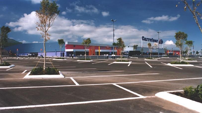 Centro Comercial Calzada del Hueso México D.F. Cabeza & Sastre