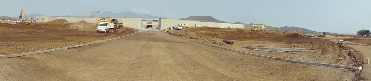 Accesos Estadio Tepic Arena CORA 2011