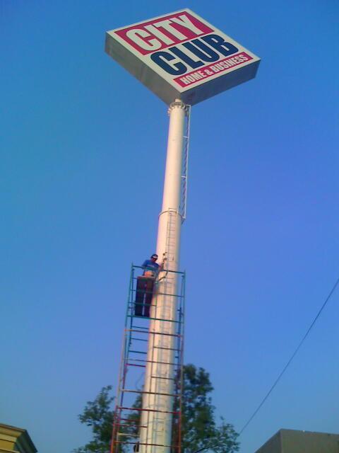Cyti Club Santa Monica Torre Emblema