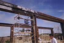 Estructura Metálica Ampliación Aeropuerto Internacional Campeche 1ra. Etapa