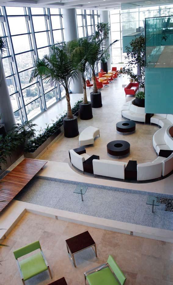 Proyectos Interiores HSBC GIA