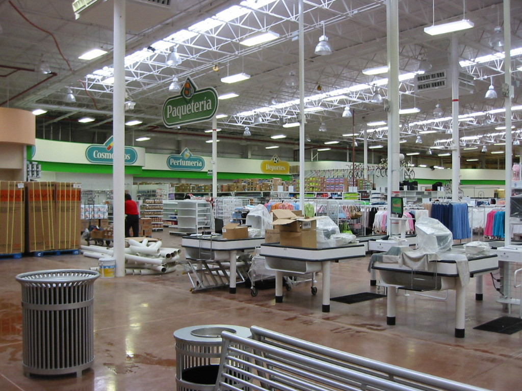 Centro Comercial Mercado Soriana Cd Neza