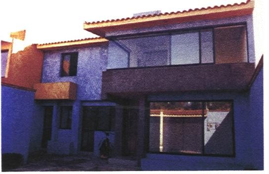 Vivienda Habitacional Xochimilco