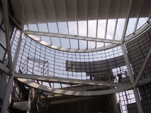Centro Comercial Chadraui Cd. Neza Interiores