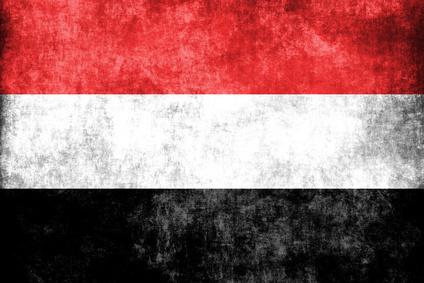 Flagge Republik Jemen