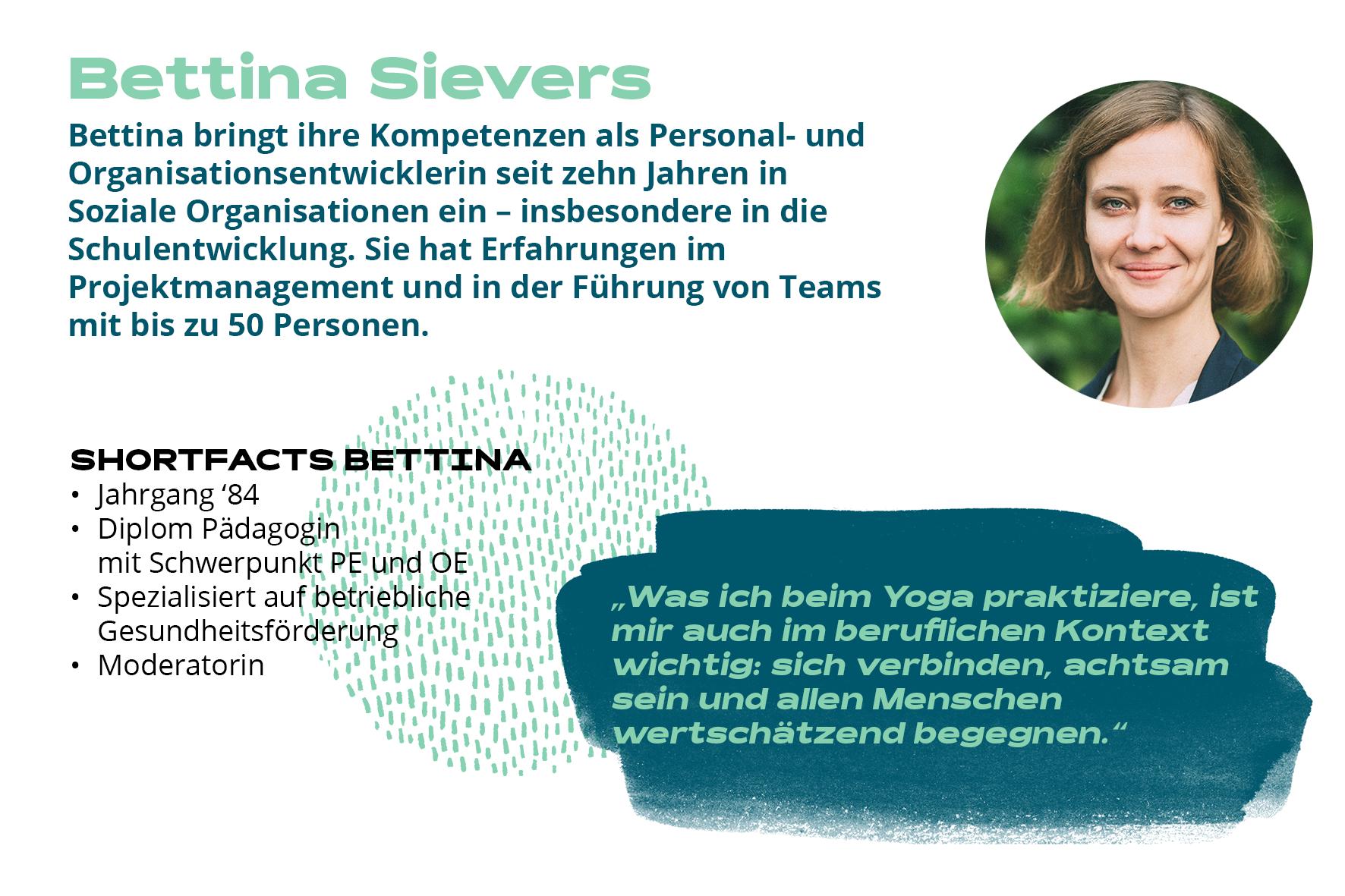 Bettina Sievers