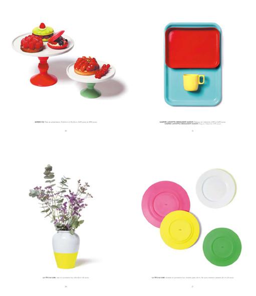 set design, aude buttazzoni, les galeries lafayette, gourmet