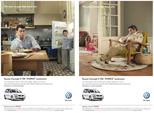 set design, stylism, aude buttazzoni, advertising, volkswagen
