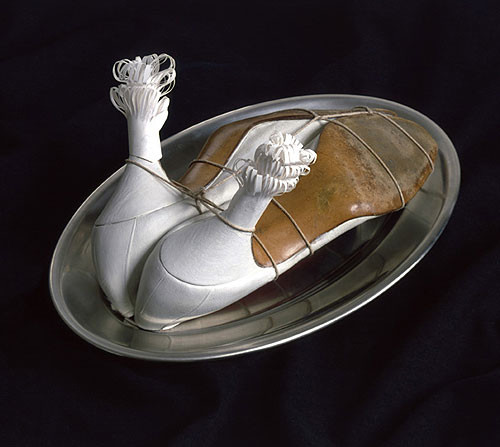 Ma gouvernante,Oppenheim Meret,exhibition,le surréalisme et l'objet