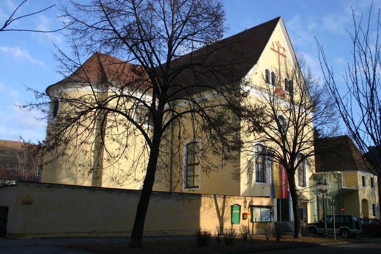 37  Wunderheilungen wurden vom Bründl im Kloster UND überliefert