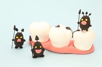 歯の病気は予防が大切!!